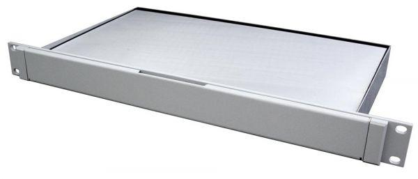 02-19-Zoll-1HE-Tastaturschublade