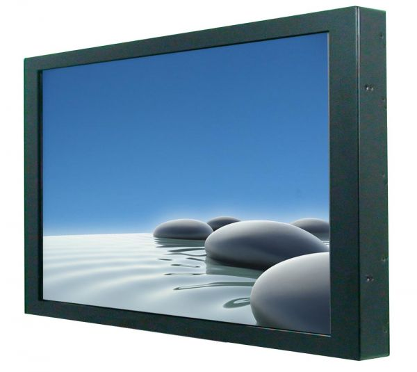 Front-right-WM 24W-VDP-CH-PRU / TL Produkt-Welten / Industriemonitor / Chassis (VESA-Mounting) / Touch-Screen für 1-Finger-Bedienung