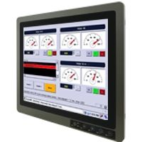 Front-right-R19IK3S-67FTP(HB) / TL Produkt-Welten / Panel-PC / Chassis (VESA-Mounting) / Multitouch-Screen, projiziert-kapazitiv (PCAP)