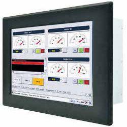 01-Einbau-Industrie-Panel-PC /  TL Produkt-Welten / Panel-PC / Panel Mount (Einbau von vorne) / Touch-Screen für 1-Finger-Bedienung