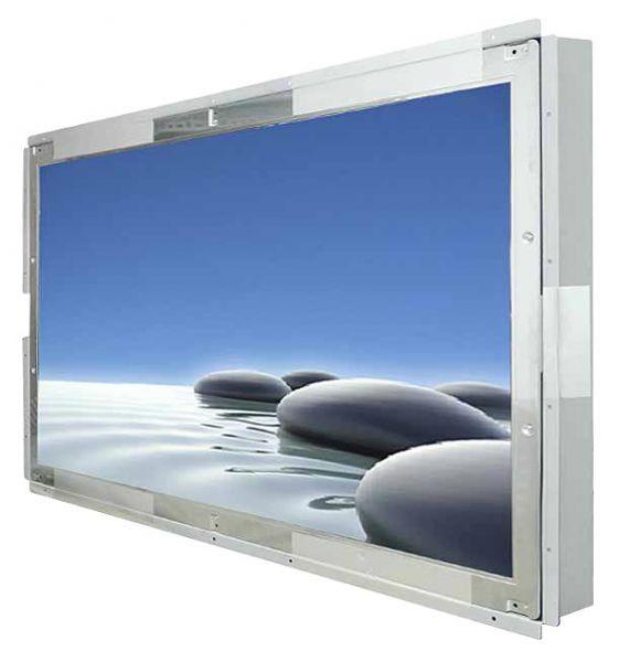 21Front-right-W42L300-OFA3 / TL Produkt-Welten / Industriemonitor / Open Frame (Einbau von hinten) / ohne Touch-Screen