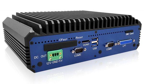 01-High-Performance-Embedded-Industrie-PC-EL1092 Abbildung in unterschiedlichen Ausführungen - Illustration in different versions