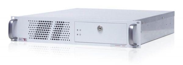 01-Front-right-CL2501 / TL Produkt-Welten / Industrie-PC / 19-Zoll Rack Mount / 7 Slots (ATX Mainboard)