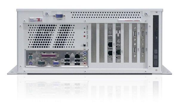 02-Front-BL1042 / TL Produkt-Welten / Industrie-PC / Wandmontierbare Industrie-PC